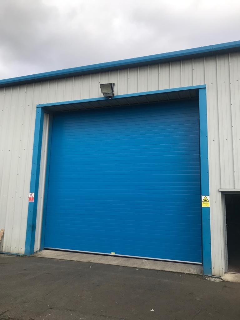 New Insulated Sectional Door Market Weighton