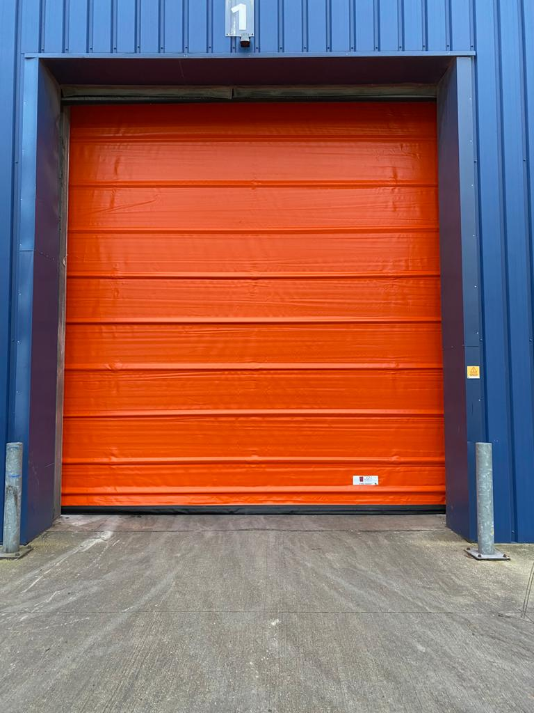 New High Speed Door Fitted Driffield